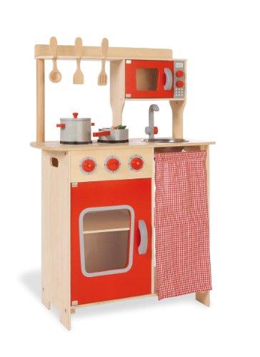 Pinolino 229472 - Kinder-Kombi-Küche, Rike