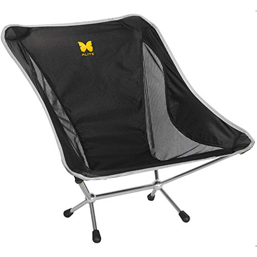 Alite Mantis Camping Chair One Size Black