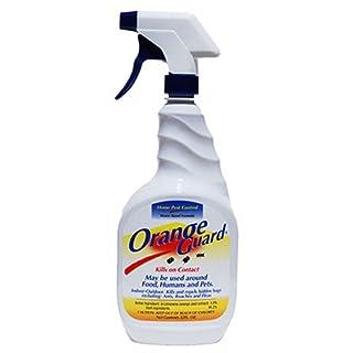 ORANGE GUARD Hygiene-Schädlinge Abwehr (Ameisen, Asseln, Käfer etc.) 900ml