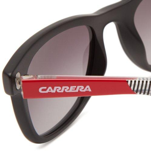 Carrera - Lunette de soleil 6000 Rectangulaire BKRDBKSTR