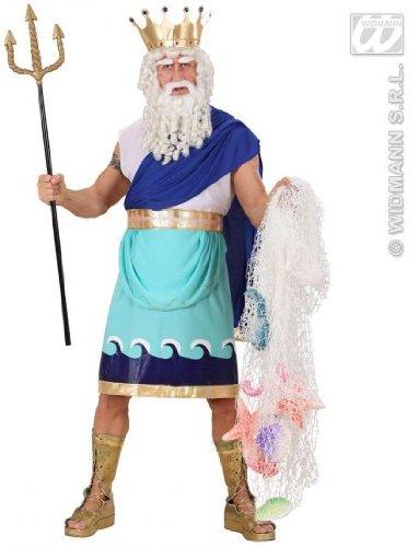 Widmann 73613 - Zeus-Kostüm für Herren, Größe L