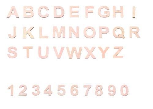 GLOREX Buchstabe V 6cm, Holz, Natur, 12 x 8.5 x 0.5 cm