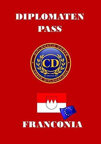 Diplomatenpass -