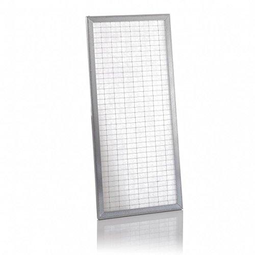 cambiofiltro Filter für FanCoil 635x 205x 12 Klimaanlage Filter 24x24