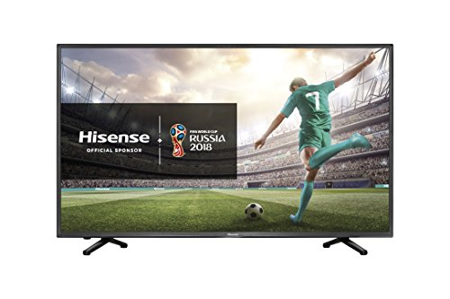 "Foto Hisense H50NEC5400 TV LED Ultra HD 50"", Piattaforma SMART VIDAA, audio DTS,..."
