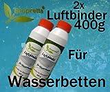 2x Biopretta Luftbinder für Wasserbetten 400g.