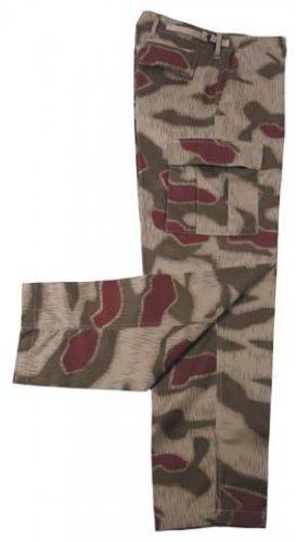 US Kampfhose BDU, splintertarn 01324C