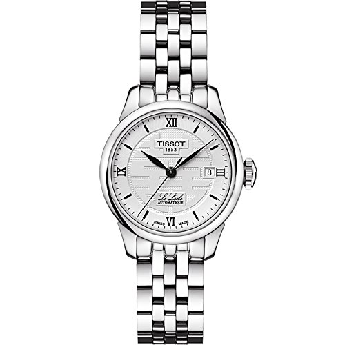 Tissot Locle Reloj Mujer Automatic Double Happiness Lady