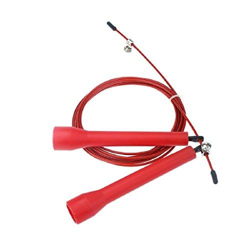 3 Metros metálica en la que la cuerda que salta por cable velocidad c