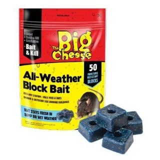 STV Big Cheese All Weather Blocks 100 (2 x 50 Packs)