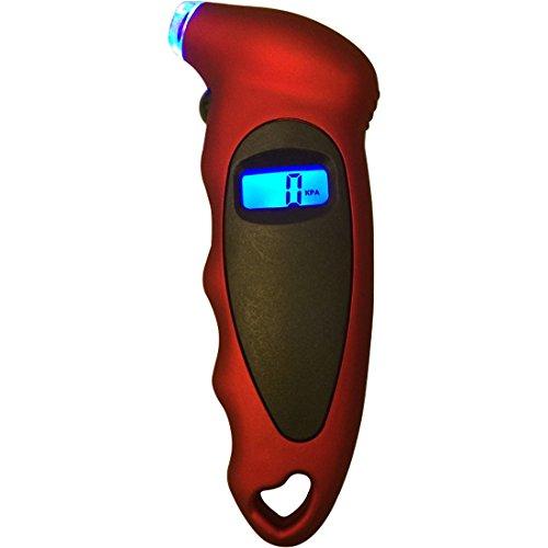 Universal Manometer, Druckmesser für Autoreifen, digitale Anzeige, hohe Genauigkeit, Autozubehör