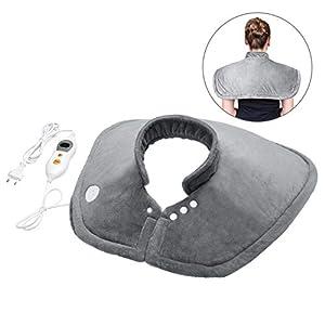 Heizkissen für Rücken Schulter Nacken Abschaltautomatik