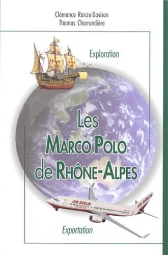Les Marco Polo de Rhône-Alpes