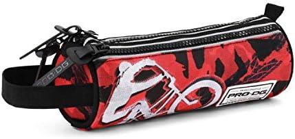 PRODG PRODG Backflip-Triple Cylinder Pencil Case Trousses, Trousses, Trousses, 22 cm, Rouge (Red) B07D2M48MB | Matériaux Soigneusement Sélectionnés  e7a2ac