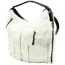 MISEMIYA - Borsa a Mano Donna Pochette e Clutch Borse a mano e a spalla  mano borsa 33437a68cfd