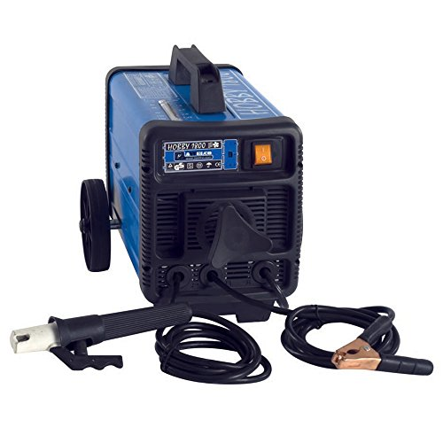 Awelco saldatrice 140Ah con ventilazione forzata e regolazione corrente 40180