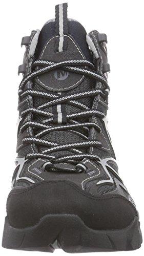 Merrell CAPRA MID SPORT GTX Herren Trekking- & Wanderstiefel Noir - Schwarz (BLACK/WILD DOVE)