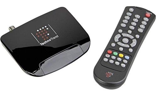 Citycom GmbH TECHNOTREND TT-Connect S2-4600 USB-Box Fuer digitalen HDTV SAT Empfang auf PCs und Notebooks Fernbedienung inkl