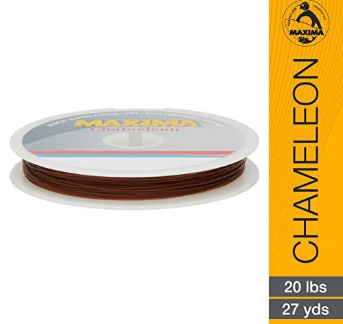 Maxima Leader Rad (9kg Test), Chameleon, 27-Yard