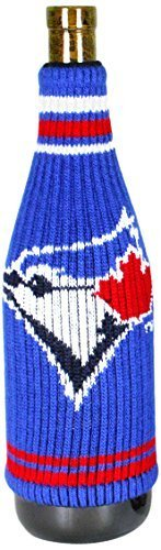 mlb-toronto-blue-jays-krazy-kover-bottle-insulator-one-size-blue-by-kolder