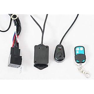 Kabel + Fernbedienung für alle LED Lichtbalken Arbeits-LED Spot Beam Lampen