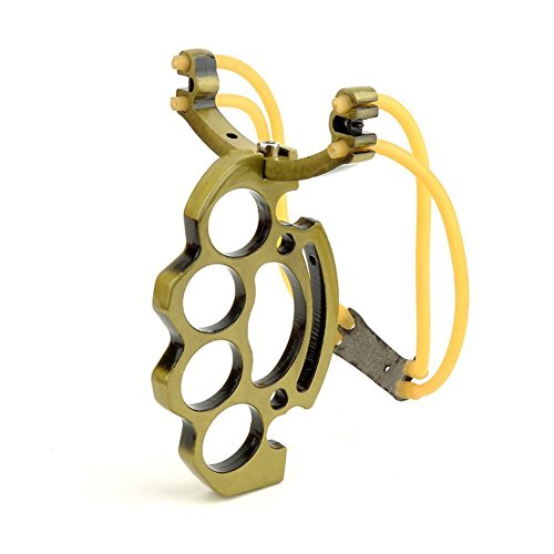 professional-slingshots-hunting-target-catapult-launcher-stainless-steel-slingshot-rubber-bands-toy-
