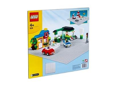 LEGO Bricks & More 628 Plancha Gris LEGO® por LEGO
