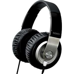 Sony MDR-XB700 - headphones (Black, Circumaural, 3 - 28000 Hz, neodymium, Wired, PET)