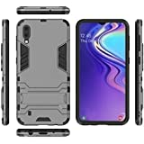 TecKraft Hard Armor Kickstand Back Cover for Samsung Galaxy M10
