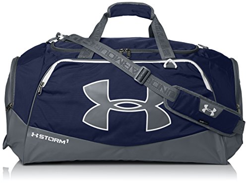 Under Armour UA Undeniable LG Multi borsa sportiva Duffel II, Unisex, Multisport Tasche UA Undeniable LG Duffel II, Mid Night Navy, Taglia unica