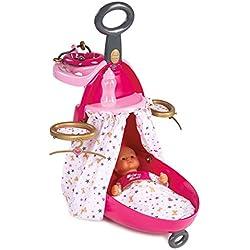 Baby Nurse Smoby Toys 7/220316 – Juego de Maleta 3 en 1 (Muñeca no incluida)