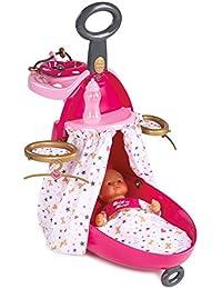 Smoby Toys–Baby Nurse –7/220316–Juego de Maleta con bebé–3en 1