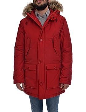 Giaccone Uomo WOOLRICH WYCPS0351 CN02 Cotone nylon Penn parka Autunno Inverno 2016