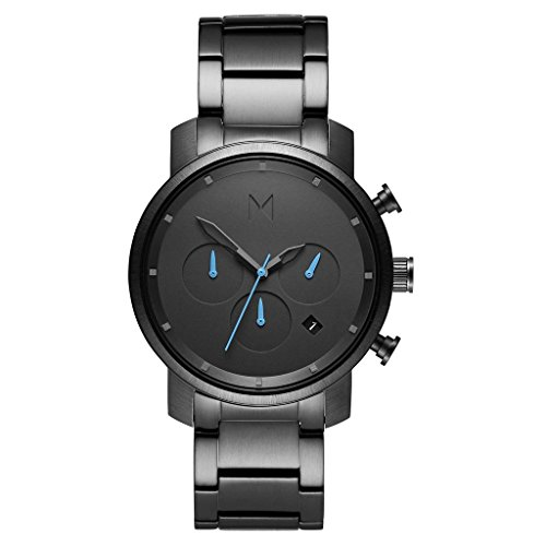 MVMT CHRONO GUNMETAL 40mm Herren Watch Uhr