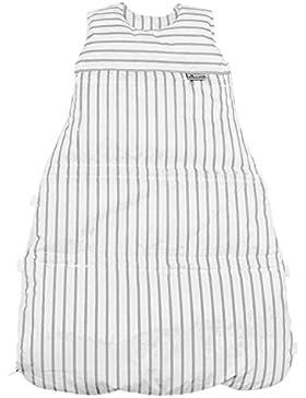 Aro Artländer 875030 Wickel-Dauneschlafsack 80 cm, Mini Quadrate