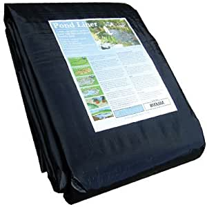 Pond Liner 4x4m with 25yr guarantee