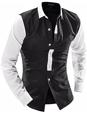 Men's classic stitching marea de Sau San Polo Shirt