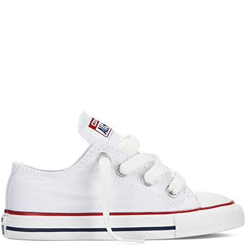 Converse AS OX Größe 21 opt. white (Converse Girls High Tops)