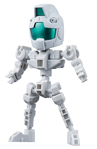 Bandai - Model Kit Gunpla - Gundam SD Cross Silhouette Frame White - GunplaGunpla
