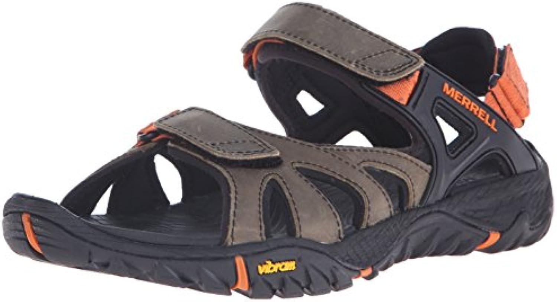 Merrell All Out Blaze Sieve Convert  Herren Aqua Schuhe