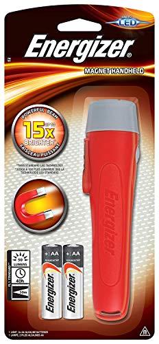 Energizer Magnet-LED-Taschenlampe (inklusive Batterien) 2aa Energizer