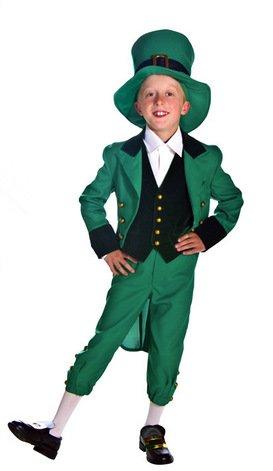Gorgeous Rolle cos Halloween klassischen Irish tuxedo uniform Bühnenperformance aus Erwachsene Kinder Kleidung (Irish Halloween Kostüme)