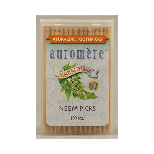 auromere-ayurvedic-toothpicks-neem-100-count-by-auromere