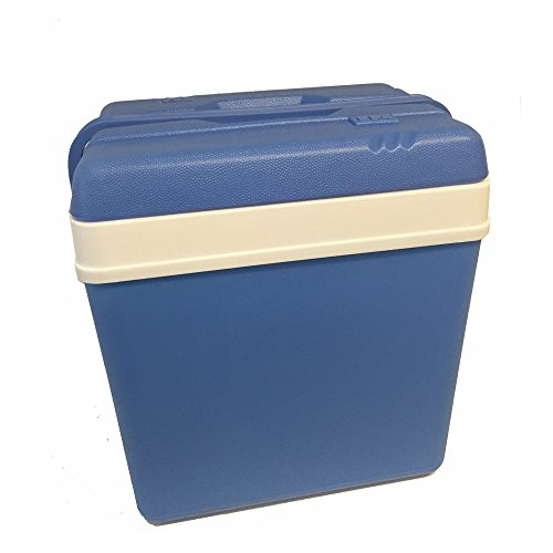 JEMIDI Kühlbox - 24 Liter | Kühl Box Iso Thermo Kühltasche Camping Thermokorb