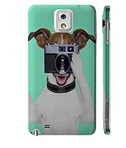 Samsung Galaxy Note 3 Click designer mobile hard shell case by Enthopia