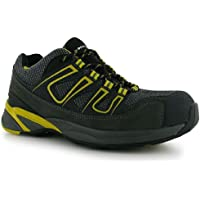 Dunlop Mens Oregon Safety Boots Visibility Lace Up Oil and Slip Resistant Shoes  V6WPRTA3R
