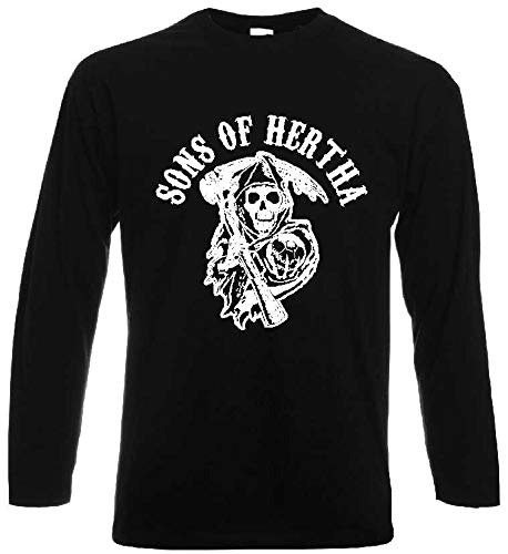 Sons of Berlin Herthaner Herren Longsleeve Ultras