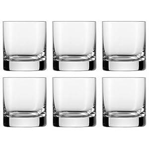 Schott Zwiesel WHISKYBECHER Paris 60 Whiskyglas, Tritan Kristalglas, Transparente, 8 cm, 6