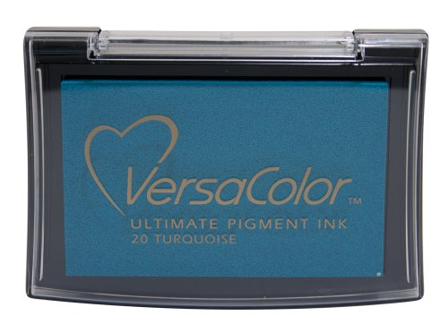 Versacolor Ink Pad-Turquoise
