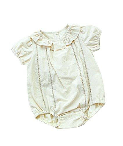 Byqny Bekleidung Kleinkind Baby Mädchen Overalls Stück Hosen Rompers Jumpsuits SommerKleidung Nachtwäsche Spielanzug Outfits Strampler